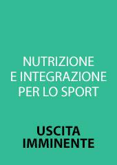 Libri sulla nutrizione e integrazione per lo sport